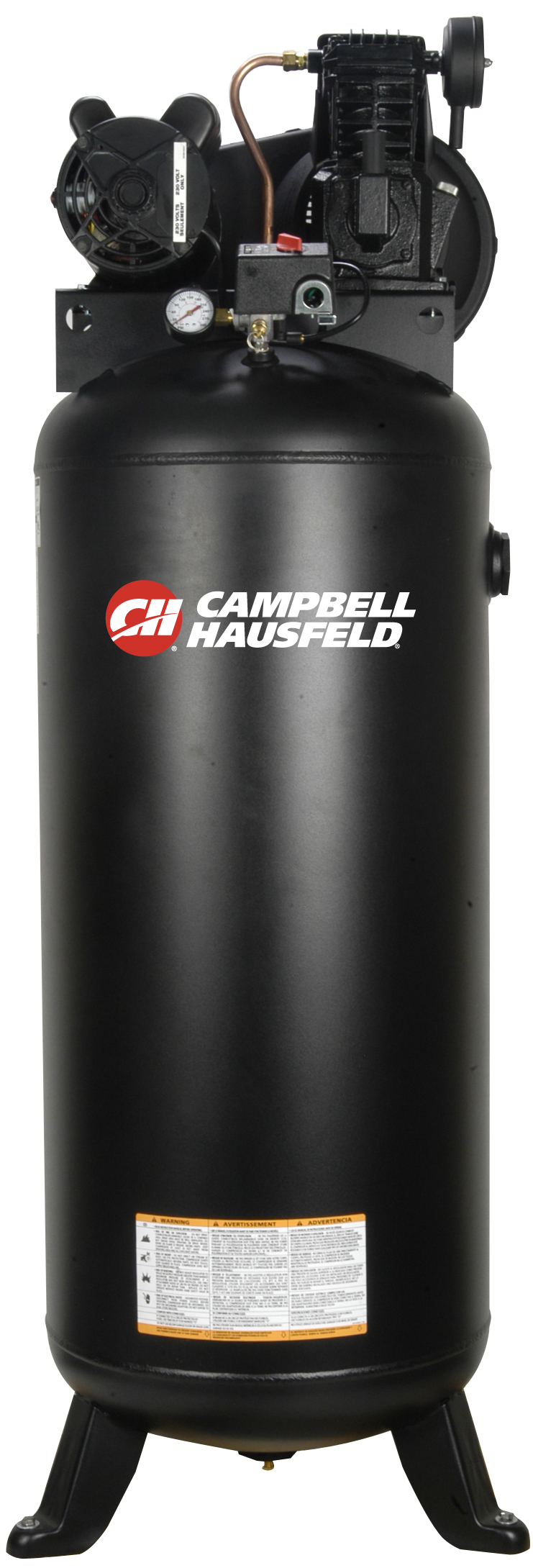 Vintage Campbell Hausfeld Air Compressor : With great poweres responsibility quotes